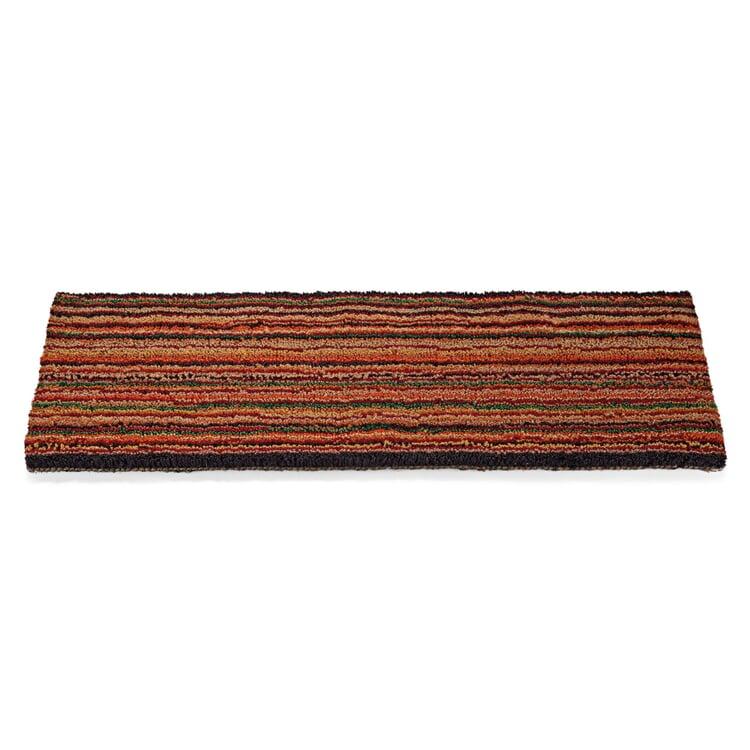 Coconut Velour Doormat Dyed