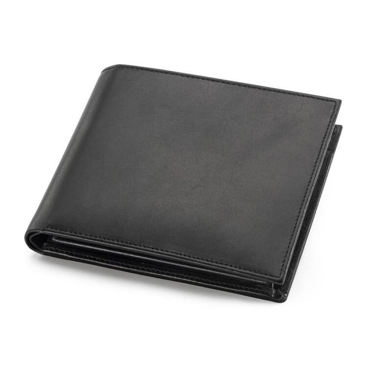 Manufactum Gentleman's Wallet, Black