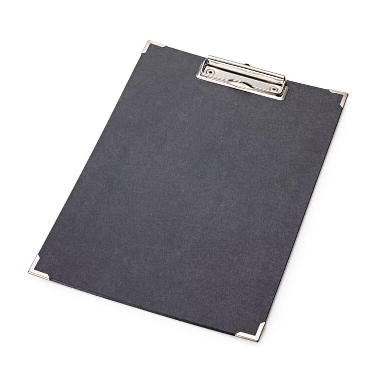 Black Pasteboard Clipboard
