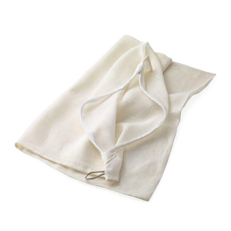 Linen Laundry Bag, Large
