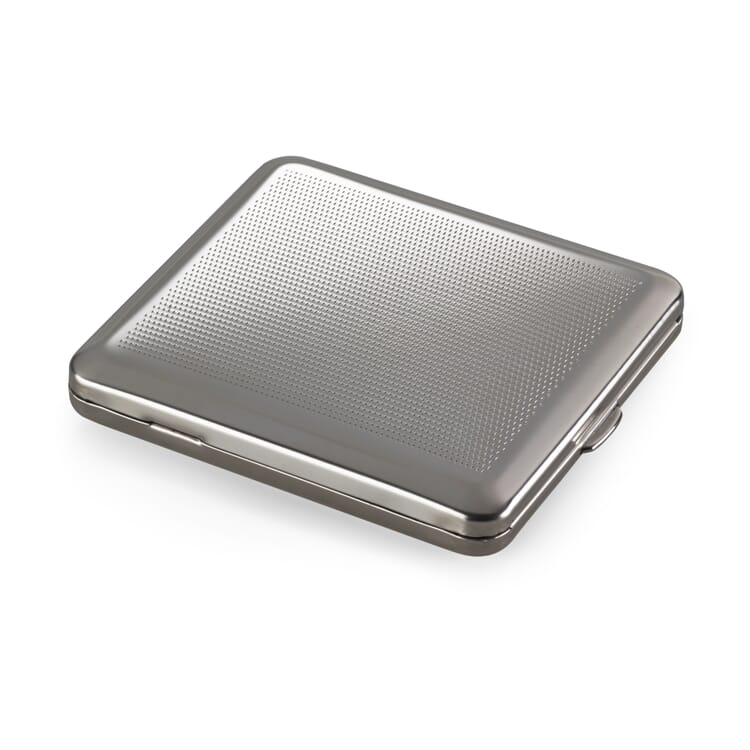 Cigarette Case Made of Sheet Steel