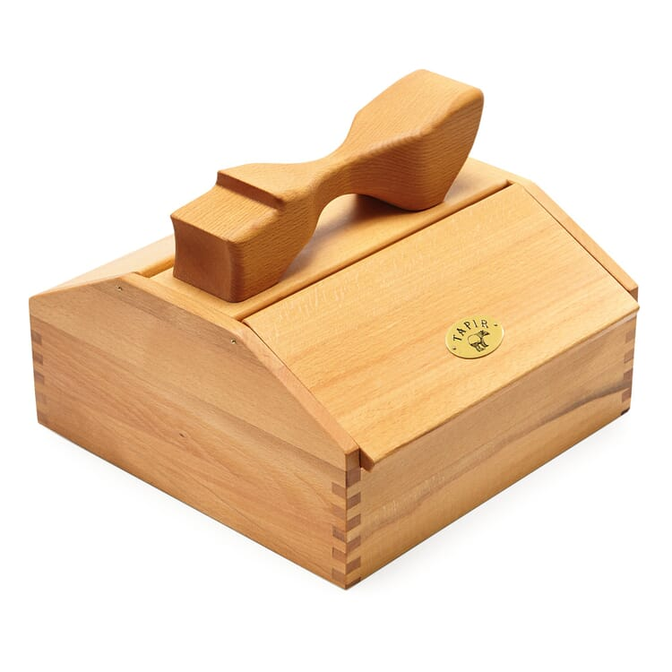 Tapir Shoe Polishing Box with Handle