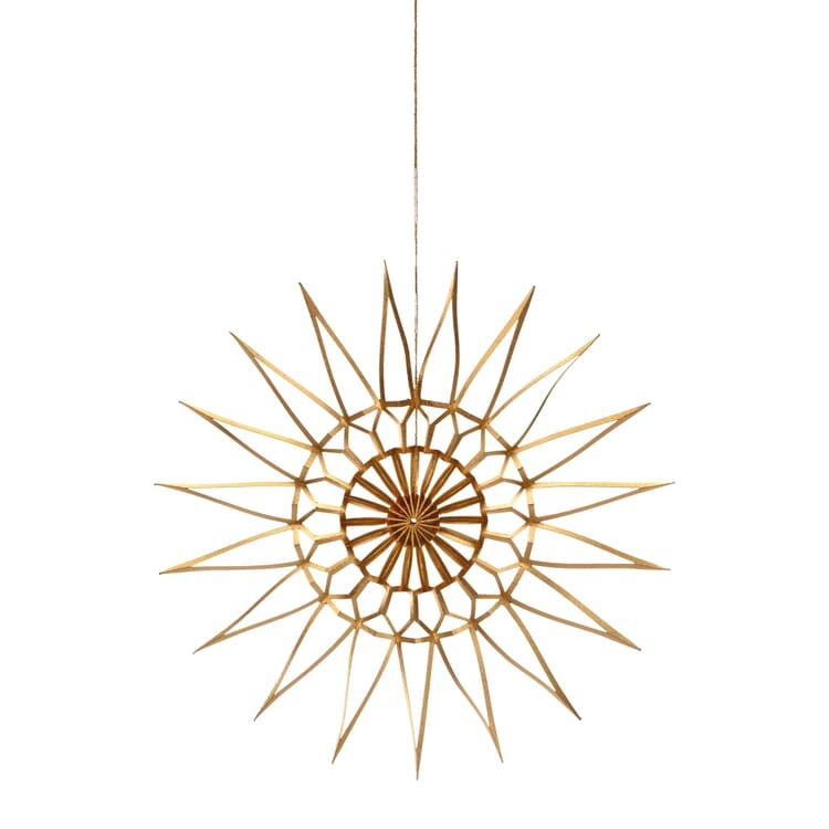 Paper Cut Star, Golden