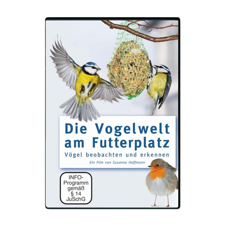 DVD Die Vogelwelt am Futterplatz