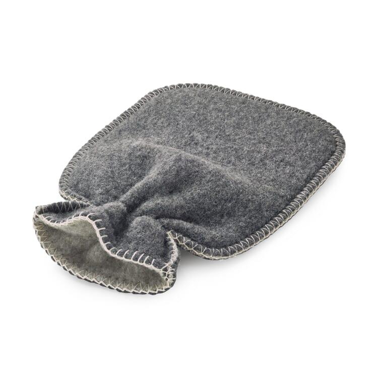 Wärmflaschenbezug Schurwolle