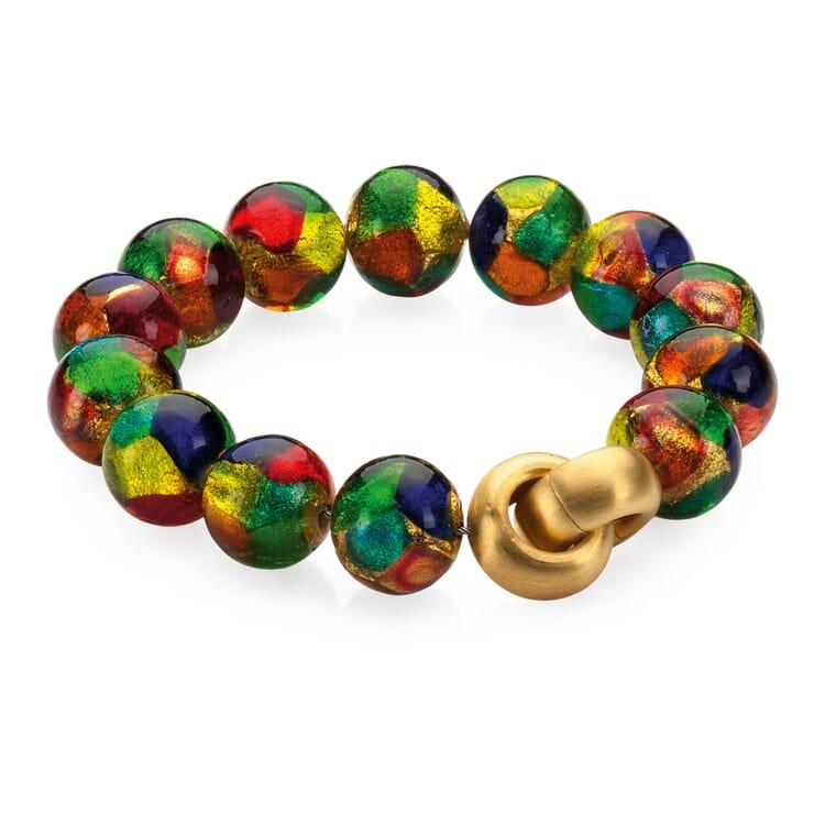 Armband Muranoglas Mexiko