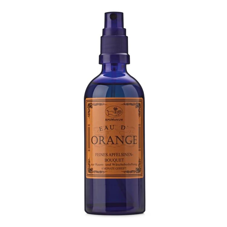 Raum- und Wäscheduft, Orangenwasser