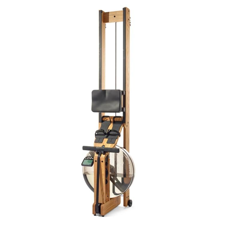 WaterRower Rudergerät Holz mit Monitor Eichenholz
