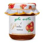 Rotes Pesto aus Ligurien