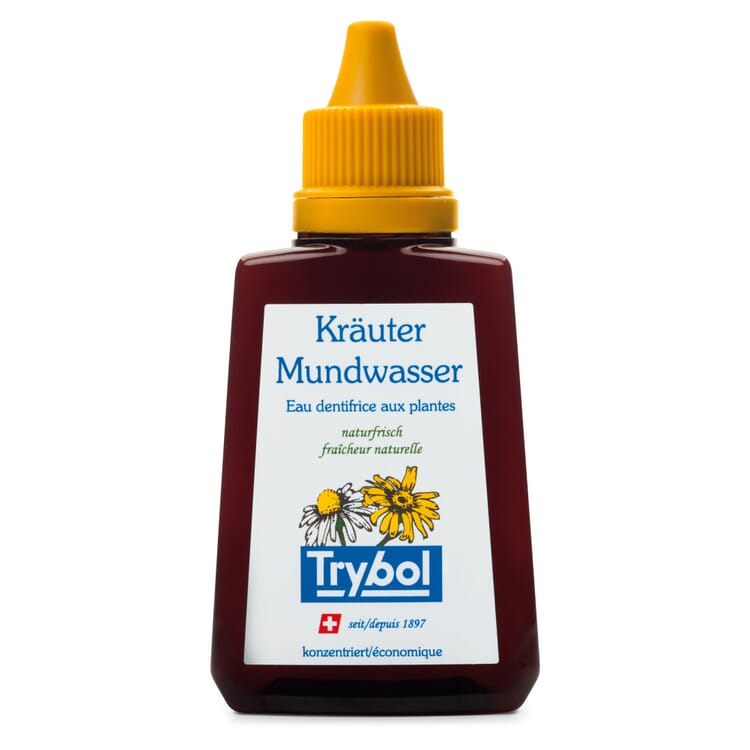 Herbal Mouthwash by Trybol
