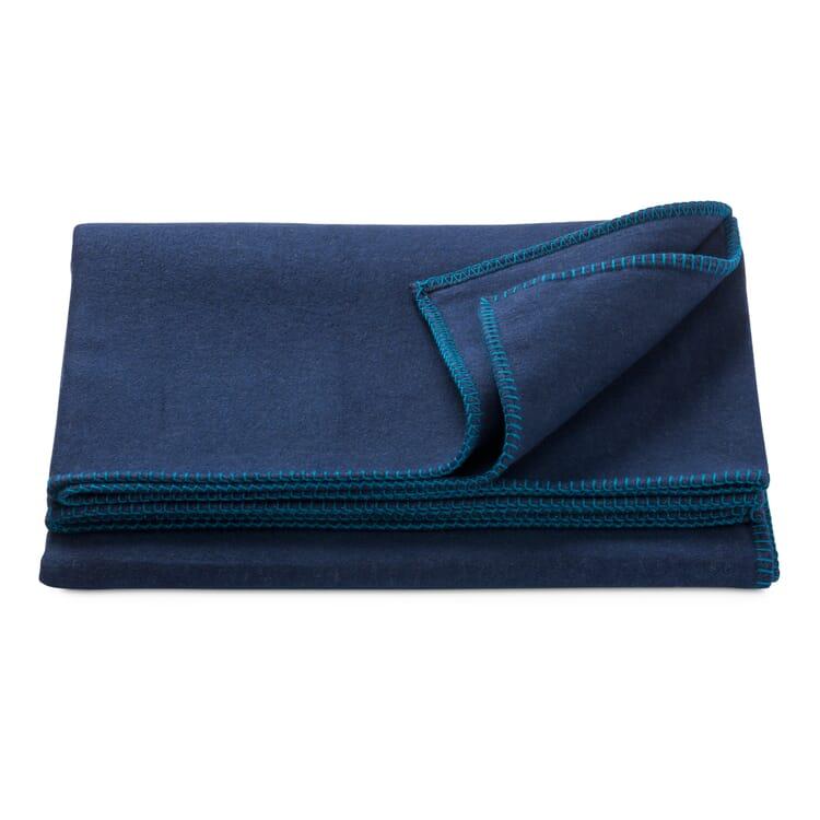 "Blanket ""Tau"", Dark Blue"