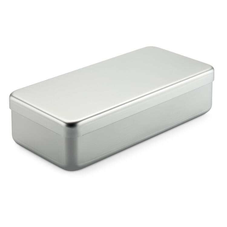 "Storage Box Made of Aluminium ""Alubox"", Tall"