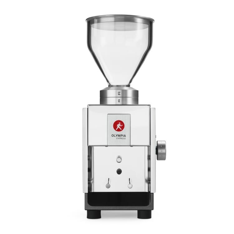 Olympia Express Moca Espresso Grinder, White