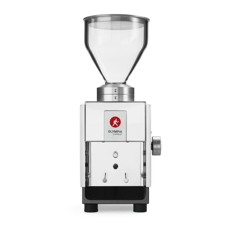 Olympia Express Moca Espressomühle, Weiß
