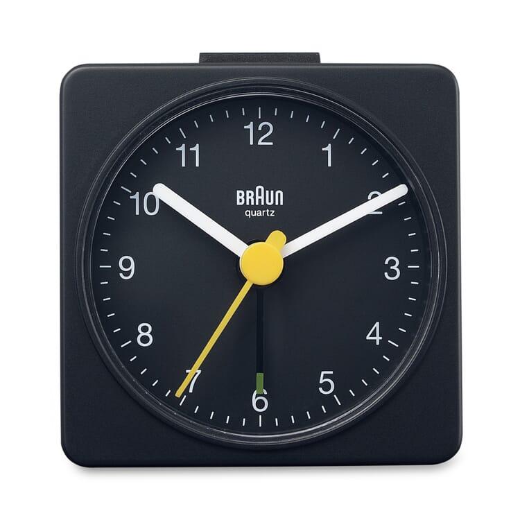 Analogue Alarm Clock by Braun