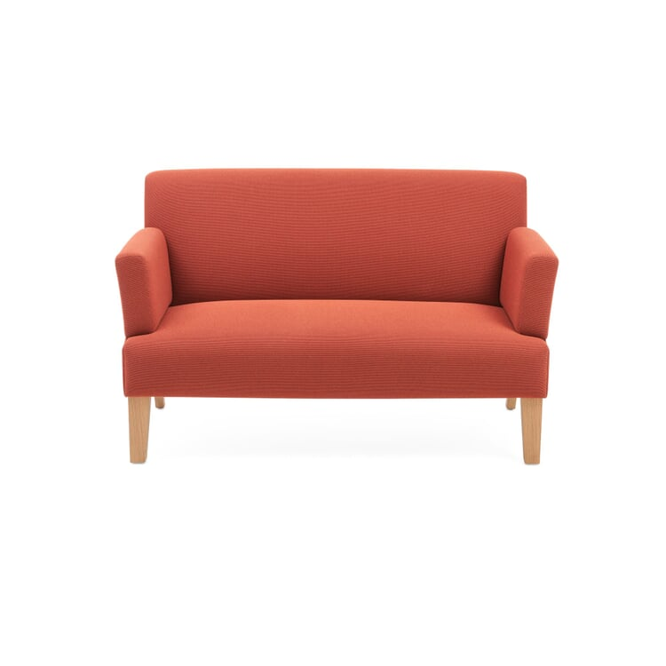 Kitchen Sofa Two-seater Red