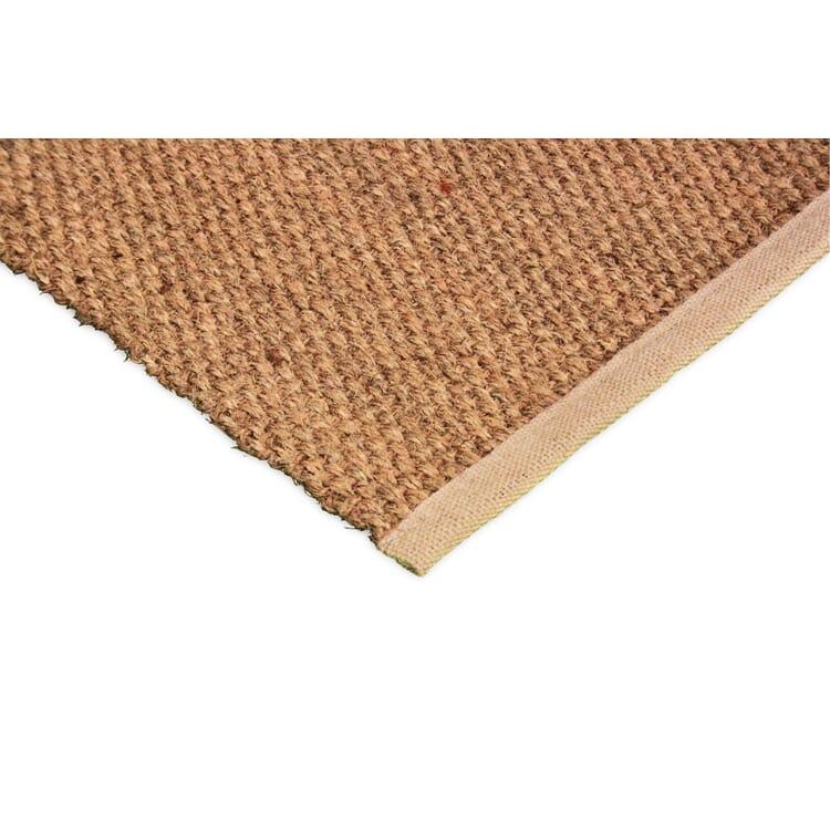 Einfassung für beide Schnittkanten, Breite 65 cm