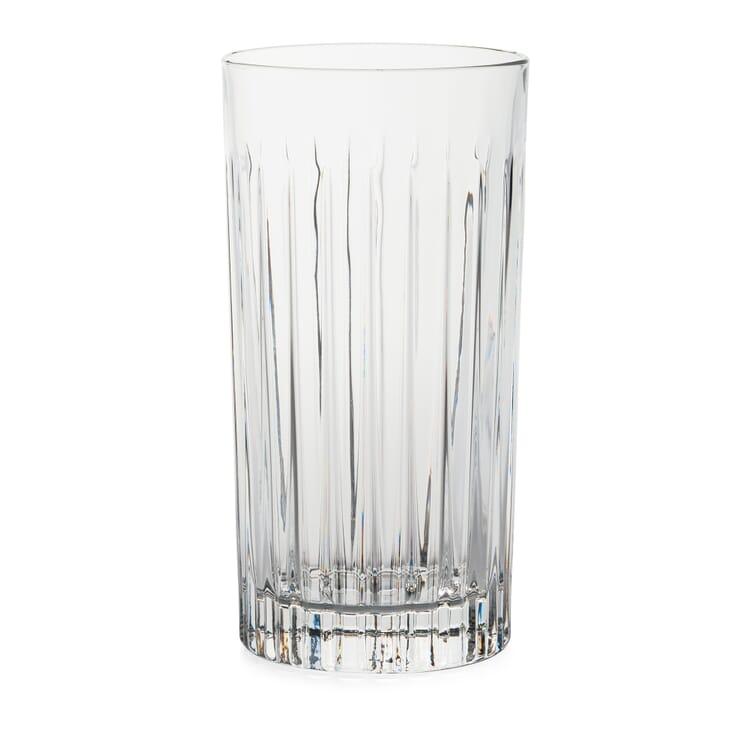 Longdrinkglas gerippt