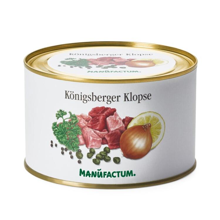 Königsberger Klopse vom Grauvieh
