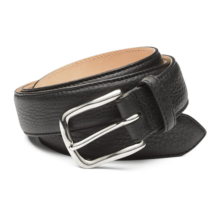 Kreis Three Layer Calfskin Belt