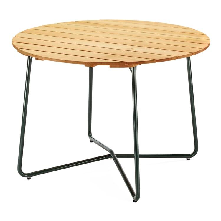 Schwedischer Gartentisch