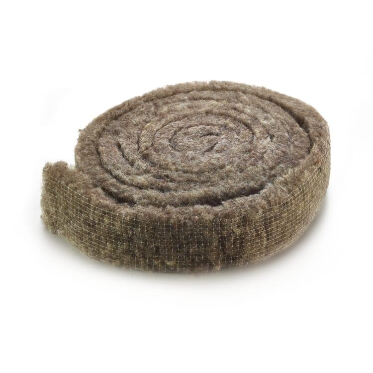 Schneckenbarriere Schafwolle