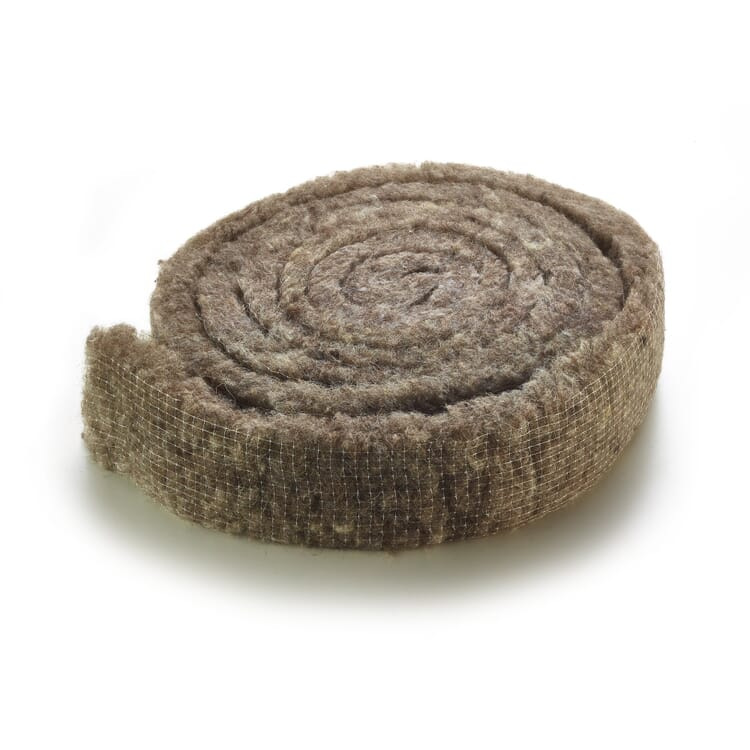 Snail Barrier Made of Sheep's Wool