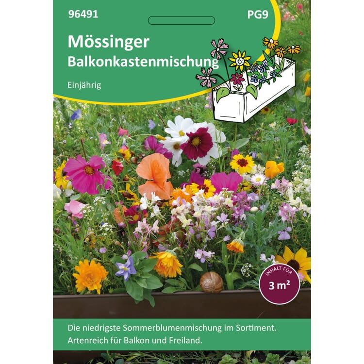 Blumensamen 'Mössinger Balkonkastenmischung'