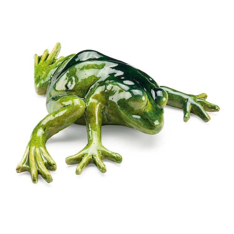 Frosch Keramik