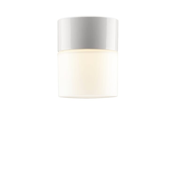 Wall and ceiling light cylinder, Two