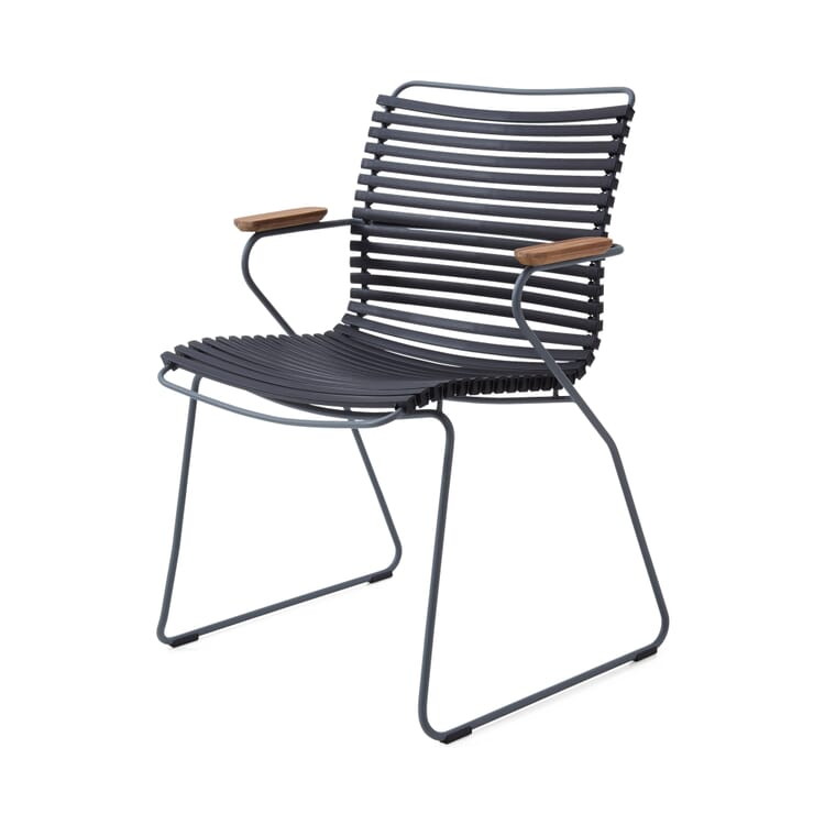 Armchair Click, Grey /and Black