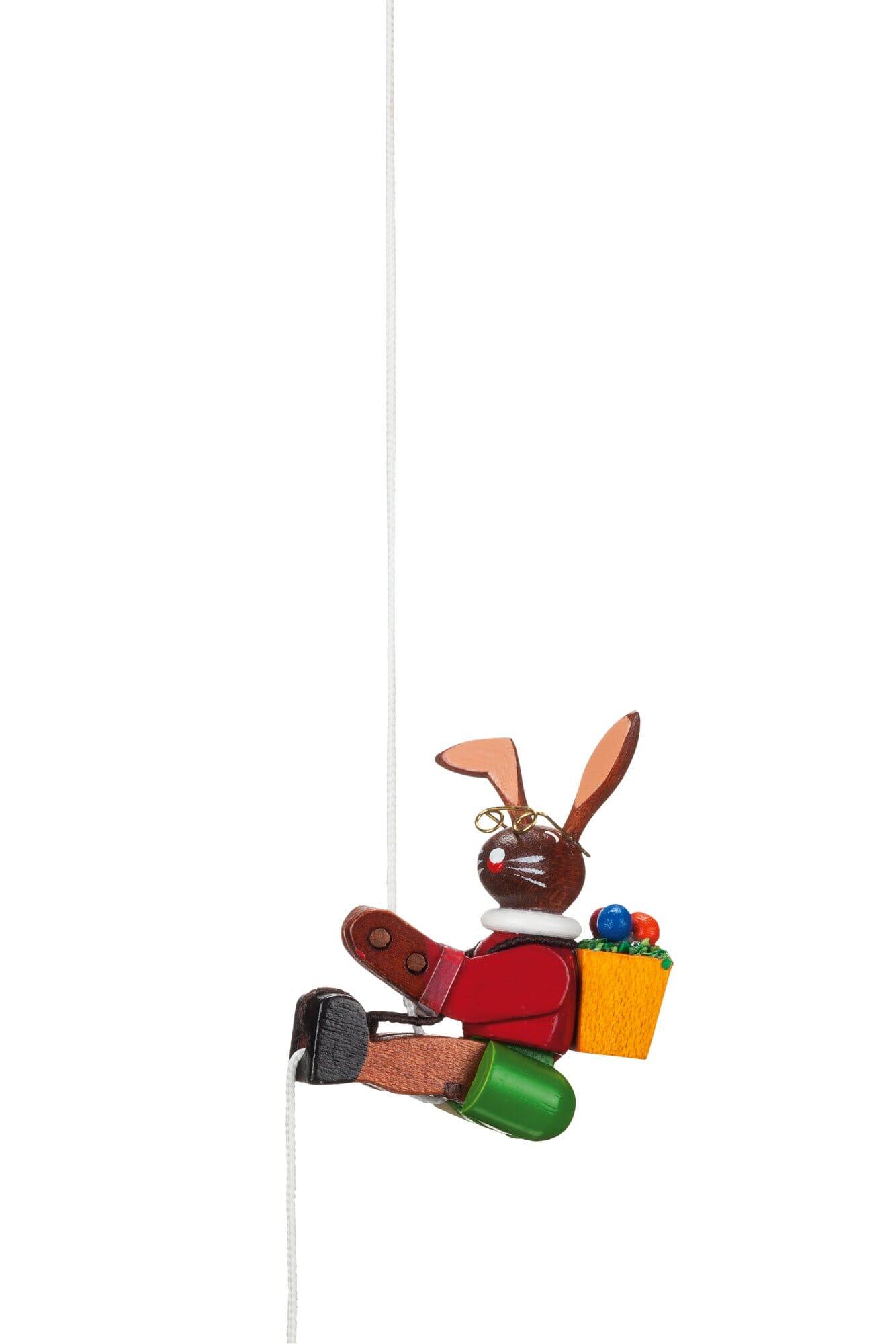 Figur Hase Tierfigur Märchen Fabelwesen Kaninchen mit Schale Pralinenteller neu