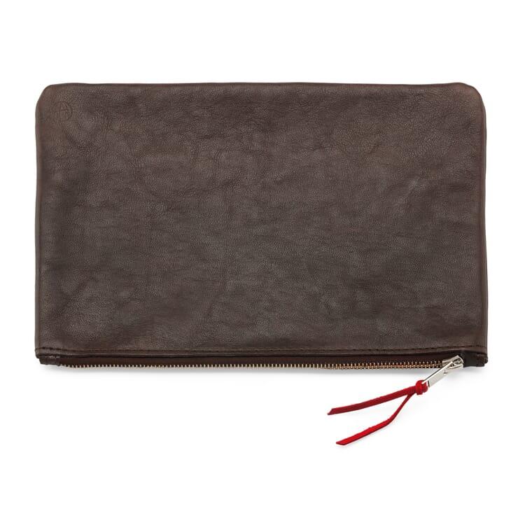 Leather Etui Supercourse, Large