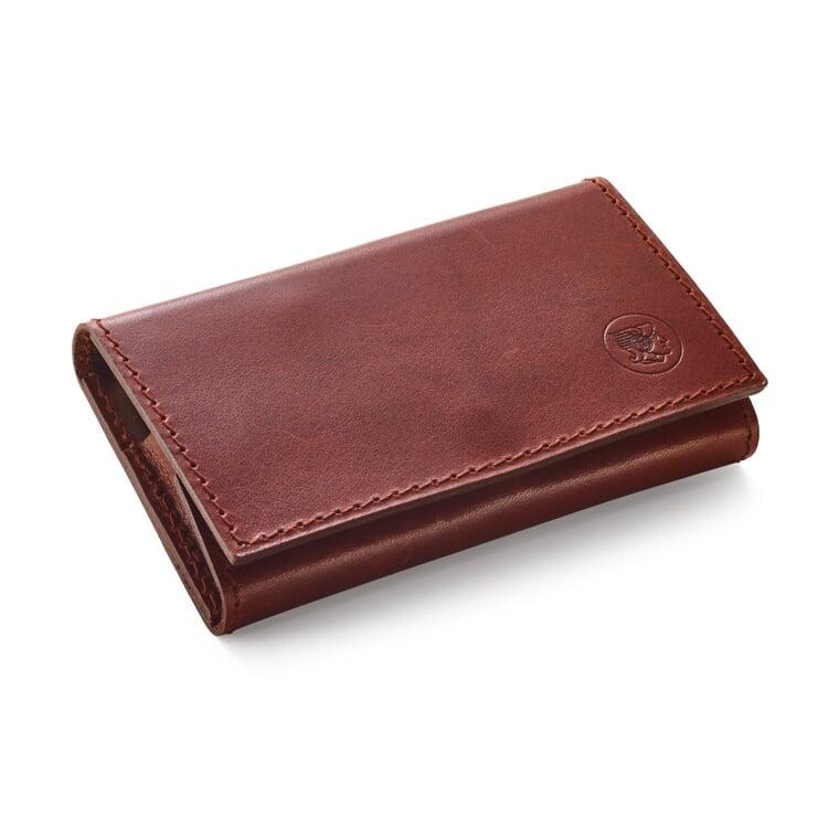Merkur travel shaving case, calf leather