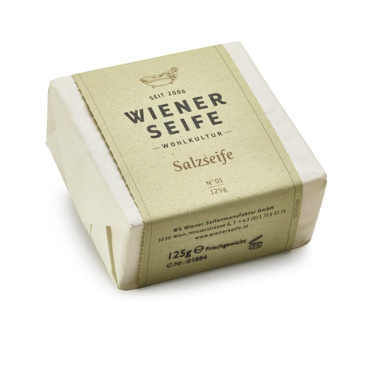 Vienna Soap, Salt Soap