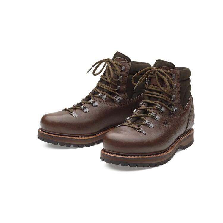 Hanwag Yak Men's Hiking Shoe Dark brown