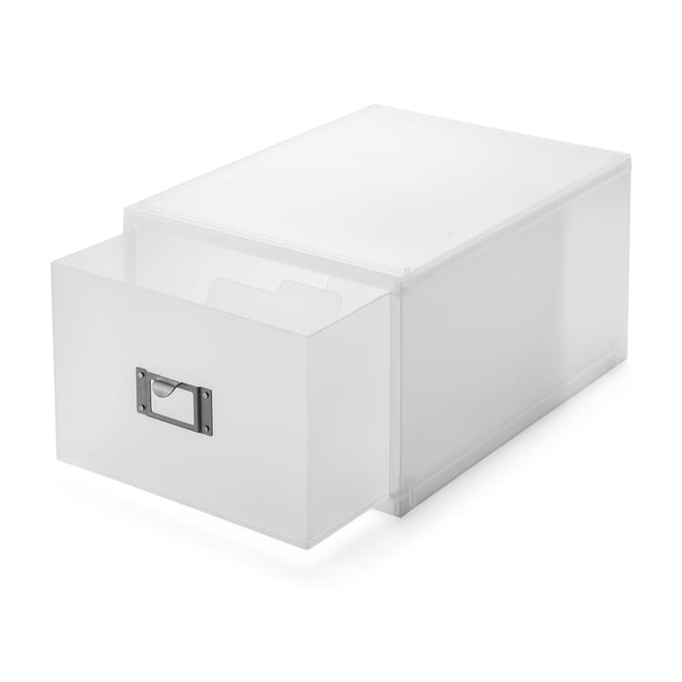 Drawer box GWD, DIN A4 Regular Height