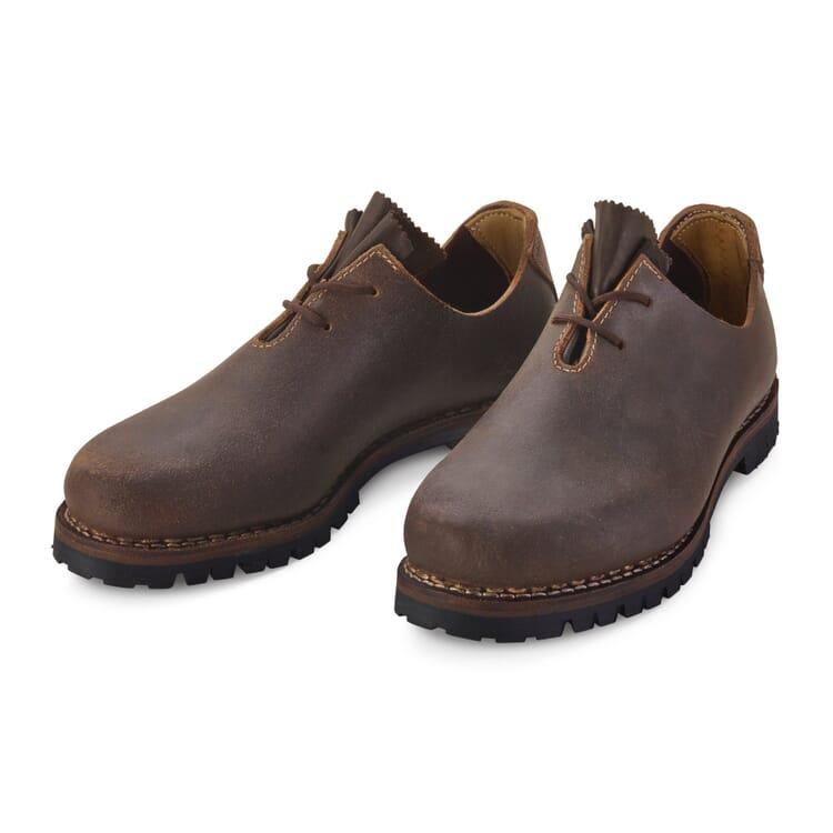 Bertl Alpine Work Shoe, Brown