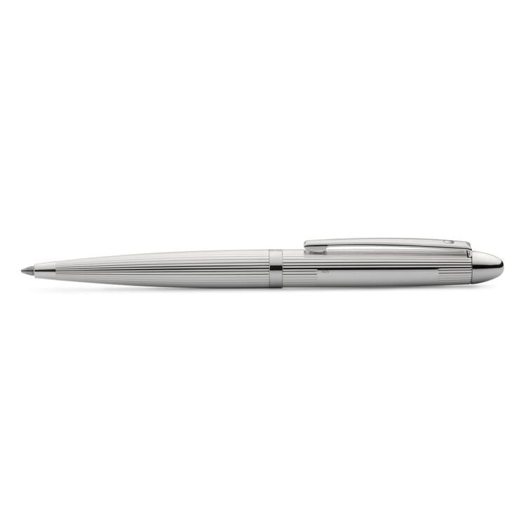 Waldmann Sterling Silver Pocket Ballpoint Pen