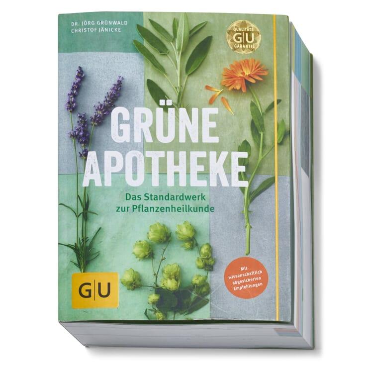 Grüne Apotheke. Das Standardwerk zur Pflanzenheilkunde Dr. Jörg Grünwald und Christof Jänicke