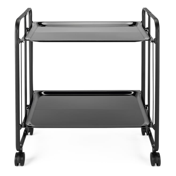 Serving Trolley Valencia, Black