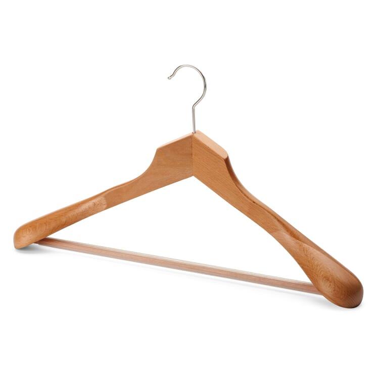 Contoured Clothes Hanger