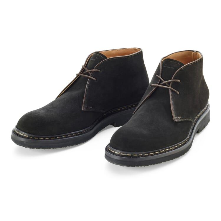 Heschung Suede Men's Shoe