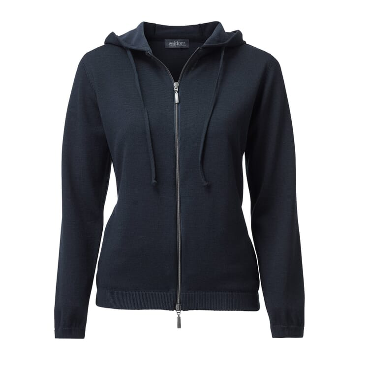 Seldom Women's Casual Jacket, Dark blue