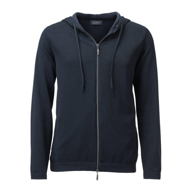 Seldom Men's Knit jacket Darkblue