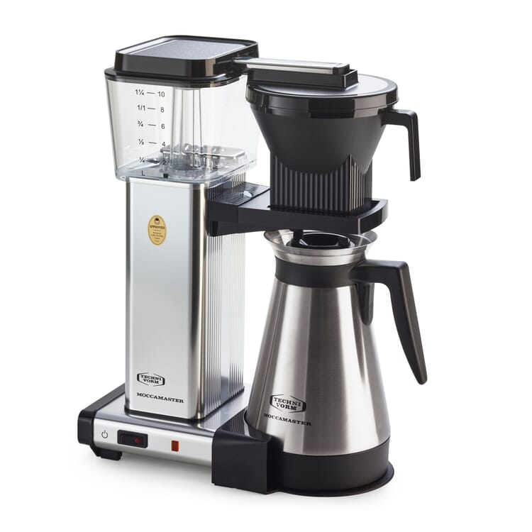 Moccamaster Filterkaffeemaschine KBG 741 Thermo, Thermo