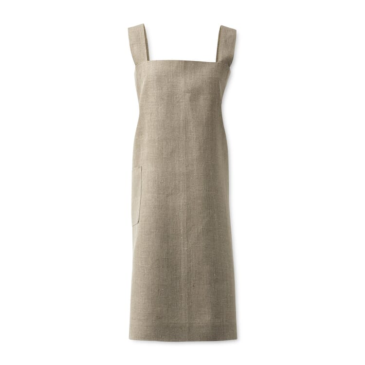 Apron Crosswise, Natural