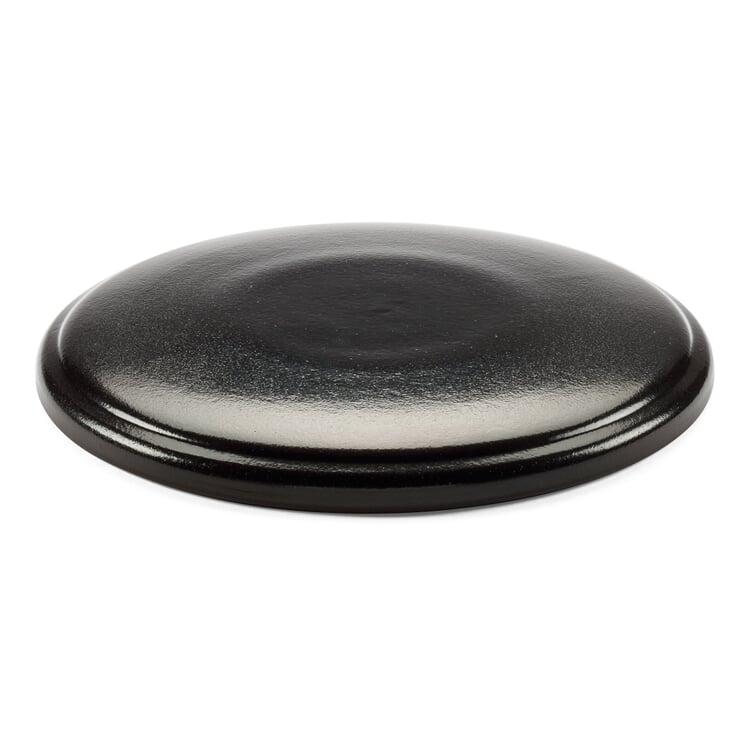 Black Lava Ceramic Lid for Black Lava Ceramic Wax Burner Small