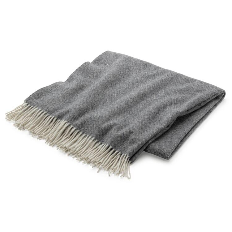 Lambswool Herringbone Blankets