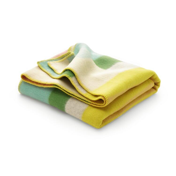 Lambswool Blanket Bauhaus Style by Røros, Pastel